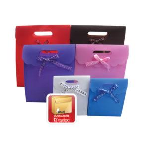cf15b83bce3 Πλαστική τσάντα – σακούλα δώρου φάκελος 16x12cm [11401085]