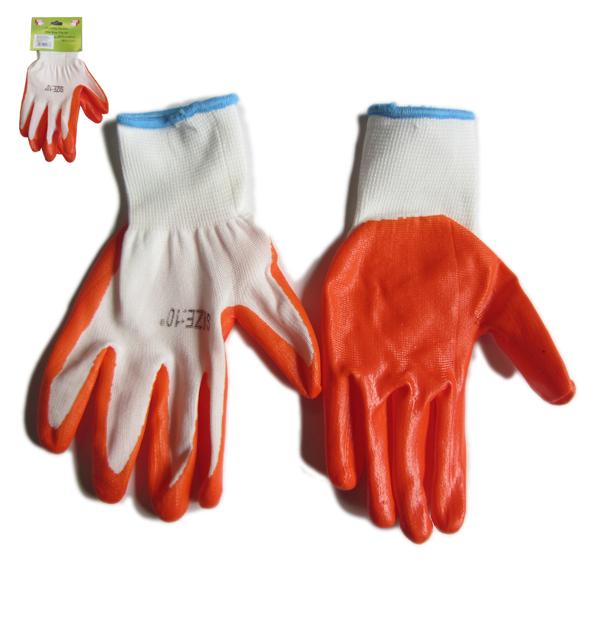 Ζευγάρι γάντια εργασίας