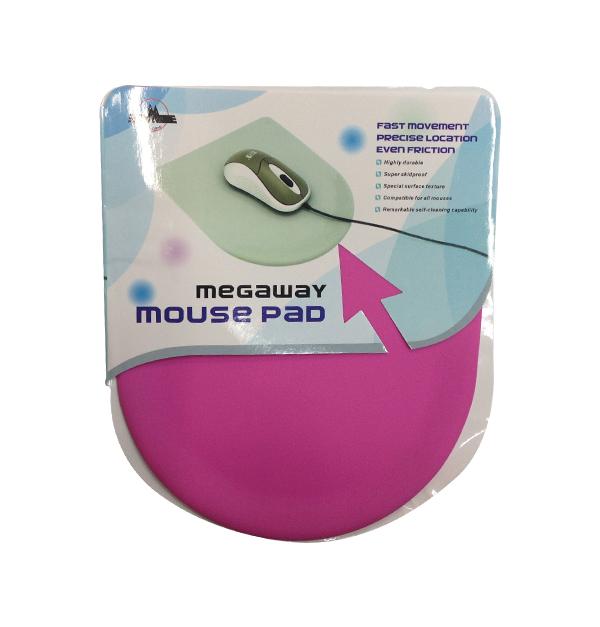 Μονόχρωμο mouse pad