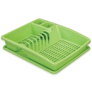 Πλαστική πιατοθήκη με βάση για νερά [70701075]