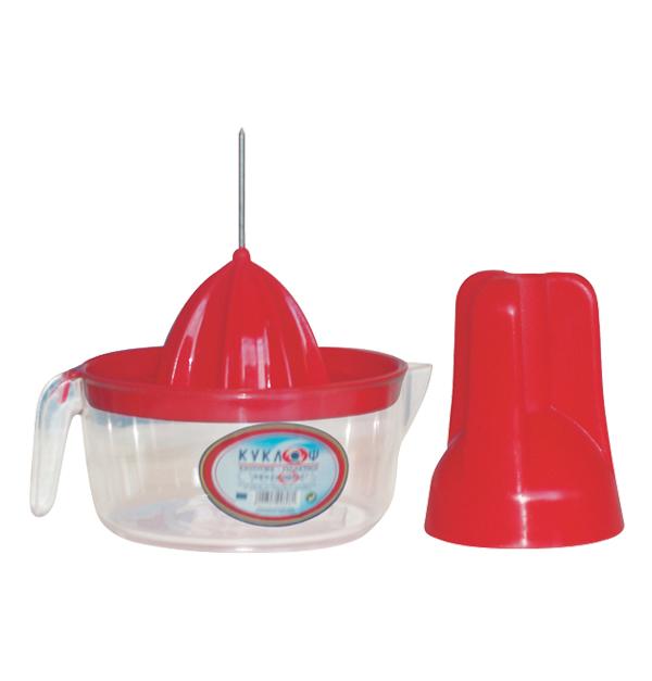 Πλαστικός λεμονοστίφτης με καρφί