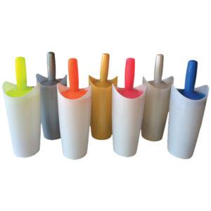 Πλαστικό οβάλ πιγκάλ κλειστού τύπου [70701111]