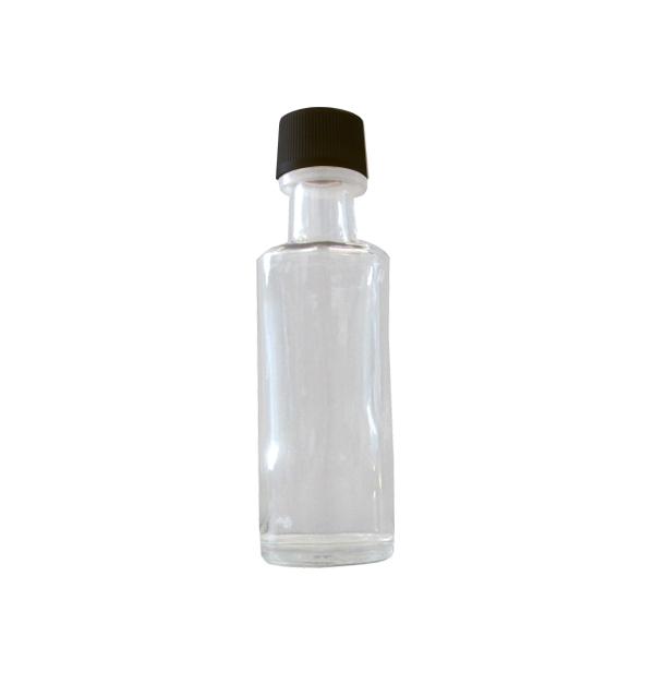 Γυάλινο μπουκάλι Dorica 40ml