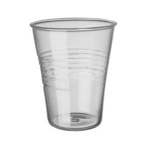 Σετ 50 πλαστικά ποτήρια μιας χρήσης 250ml [70101427]