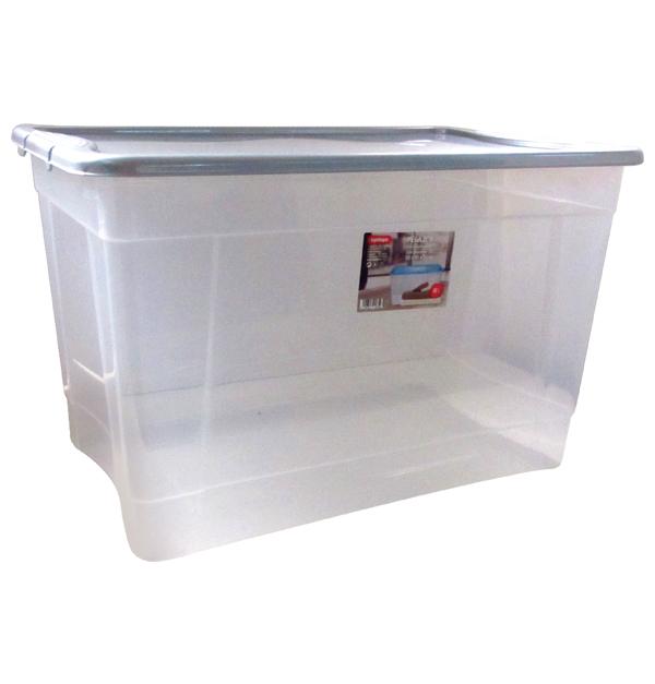 Πλαστικό κουτί αποθήκευσης 60lt