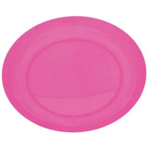 Στρογγυλό πλαστικό πιάτο φαγητού [70101735]