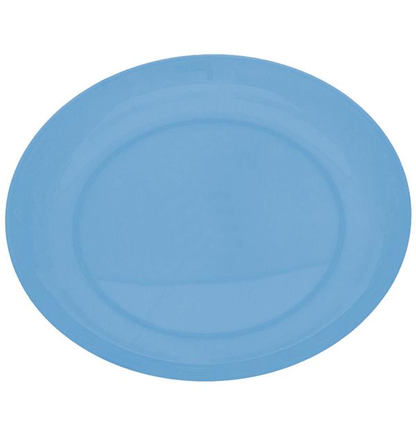 Στρογγυλό πλαστικό πιάτο φαγητού
