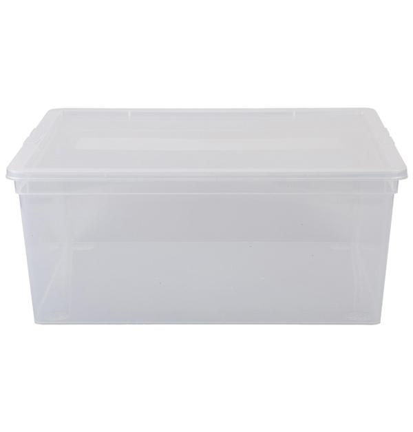 Πλαστικό κουτί αποθήκευσης 19lt
