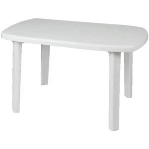 Οβάλ πλαστικό τραπέζι [70201111]