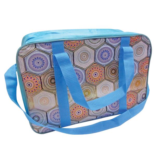 Ισοθερμική τσάντα 24lt - Πολύχρωμα fractals