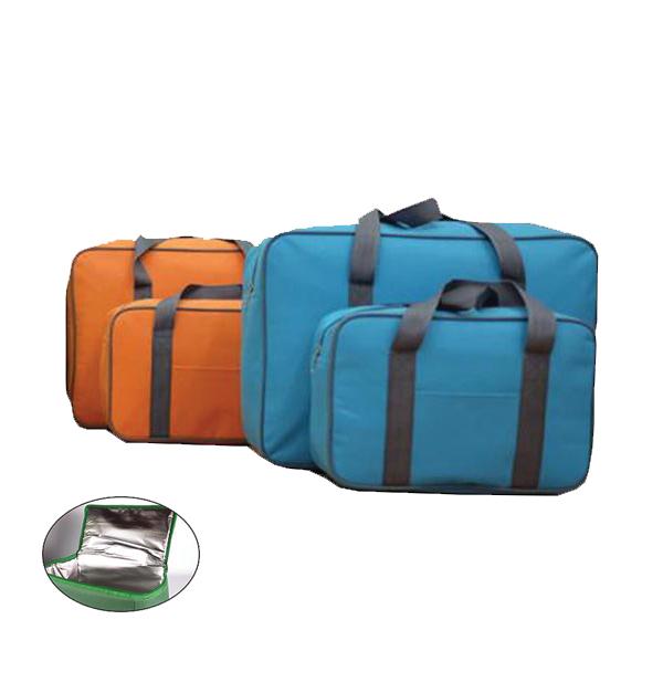 Σετ 2 ισοθερμικές τσάντες 6 & 24l