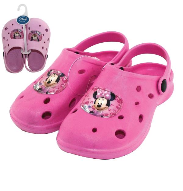 Παιδικά παπούτσια παραλίας Minnie Νο 24-30