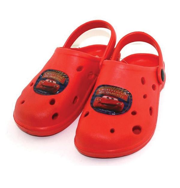 Παιδικά παπούτσια παραλίας Cars Νο 24-30