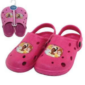 Παιδικά παπούτσια παραλίας Disney Princesses