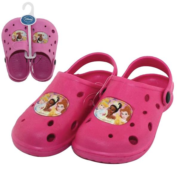 Παιδικά παπούτσια παραλίας Disney Princesses Νο 30-36