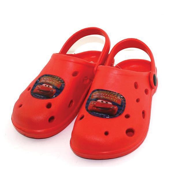 Παιδικά παπούτσια παραλίας Cars Νο 30-36