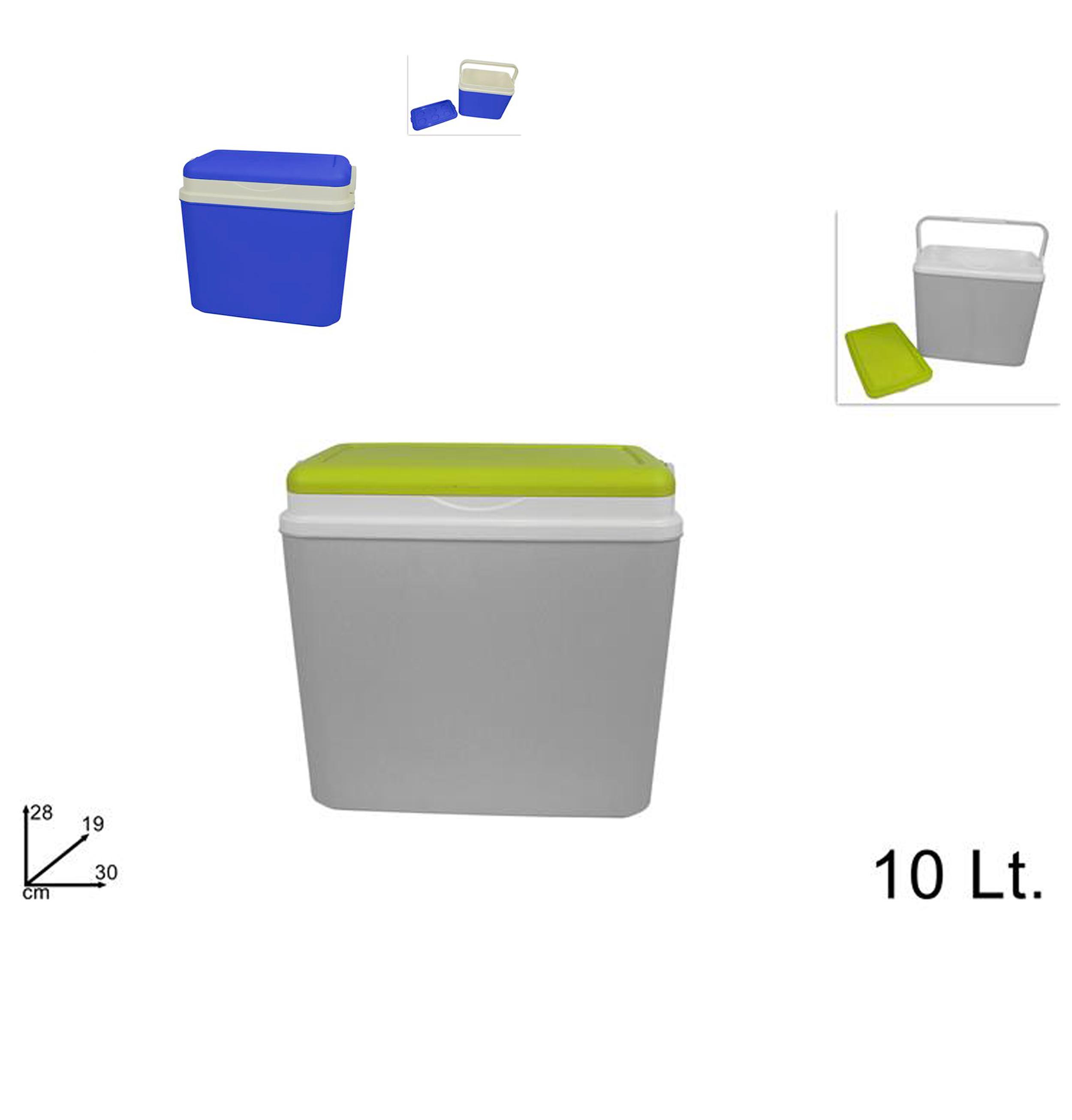 Πλαστικό ψυγείο πικ νικ 10 lt