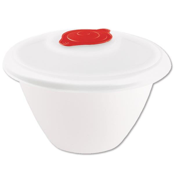 Πλαστικό φαγητοδοχείο 5,7lt με καπάκι
