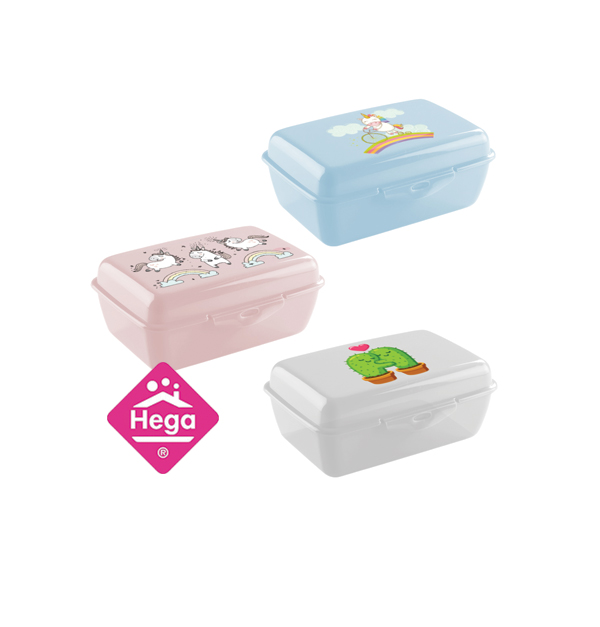 Πλαστικό κουτί αποθήκευσης 0.75lt