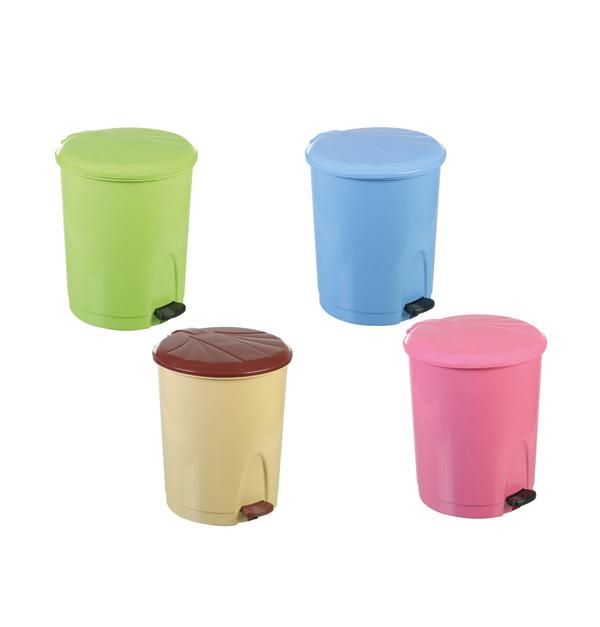 Πλαστικός κάδος απορριμάτων 23 lt