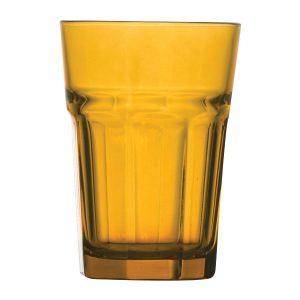 Ποτήρι νερού πορτοκαλί 35cl