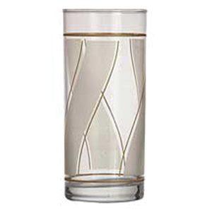 Σετ 6 ποτήρια νερού Sylvia 27cl
