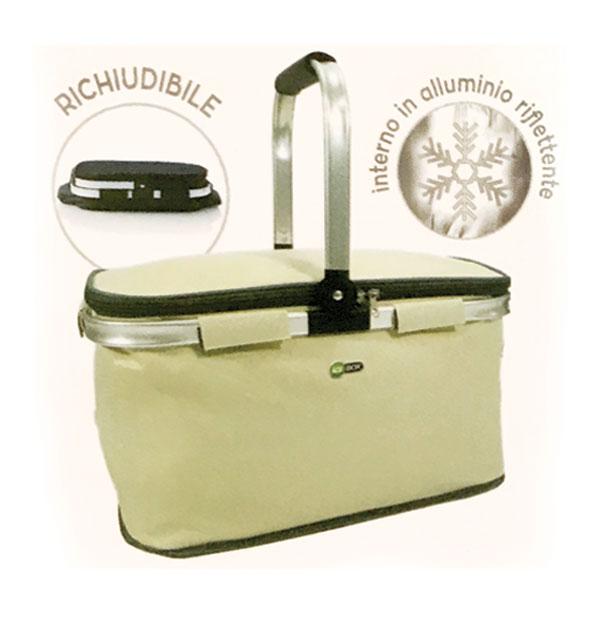 Ισοθερμική τσάντα 24lt