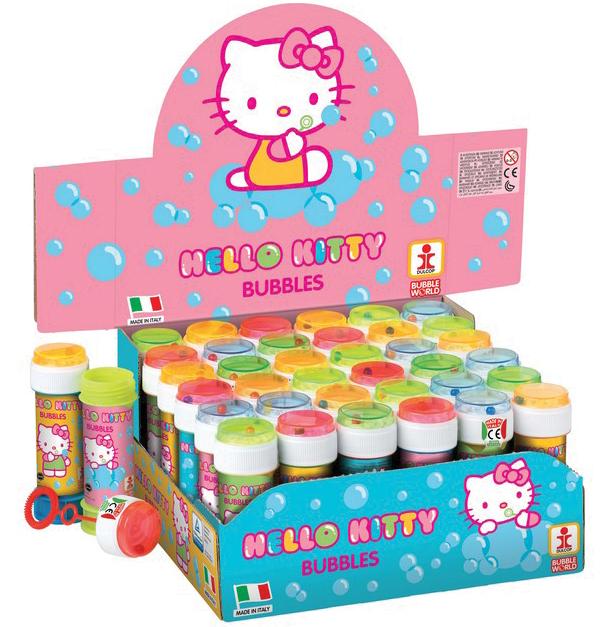 Σαπουνόφουσκα Hello Kitty 60 ml