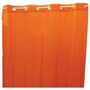 Πορτοκαλί κουρτίνα [00403305]