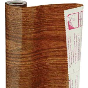 Αυτοκόλλητο ρολλό συρταριού - απομίμηση ξύλου [70701228]