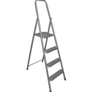 Μεταλλική σκάλα με 3+1 σκαλοπάτια [70101636]