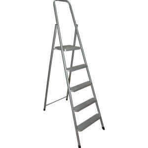 Μεταλλική σκάλα με 4+1 σκαλοπάτια [70101637]