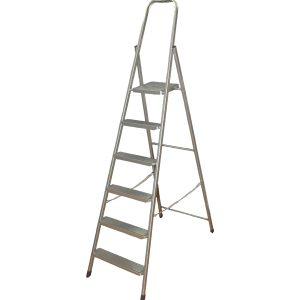 Μεταλλική σκάλα με 5+1 σκαλοπάτια [70101638]