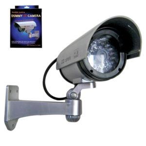 Ψεύτικη κάμερα ασφαλείας με μπαταρία