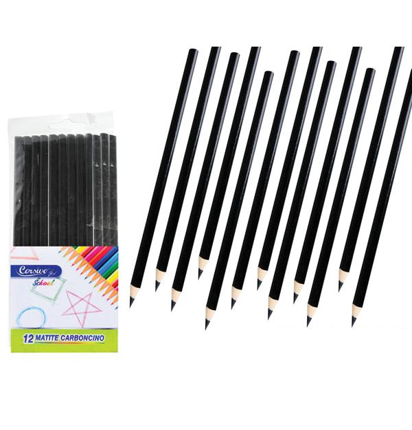 Σετ 12 μολύβια κάρβουνο