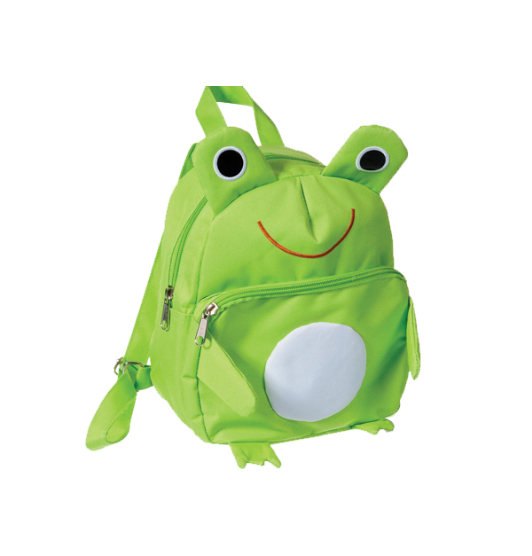 Σχολική τσάντα βάτραχος