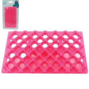 Ανάγλυφη σφραγίδα διαμόρφωσης ζαχαρόπαστας - Ρόμβος [00101411]
