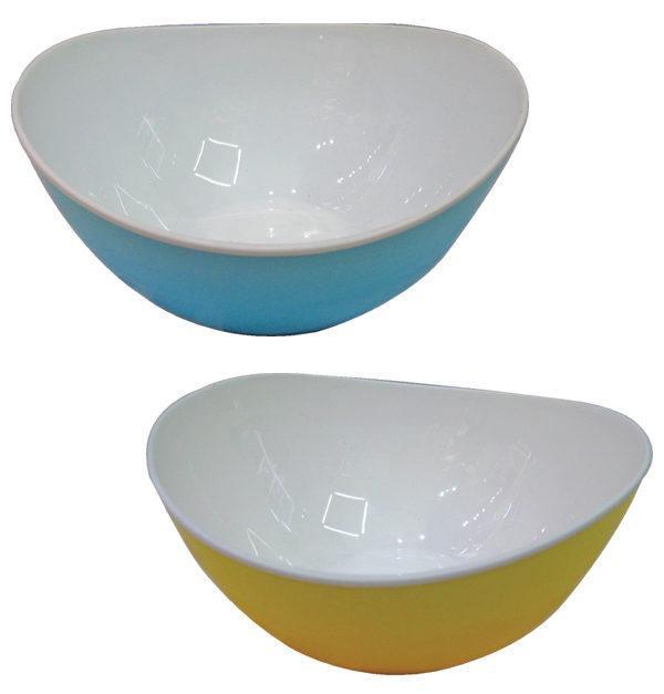 Πλαστικό μπόλ σε διάφορα χρώματα [00103200]