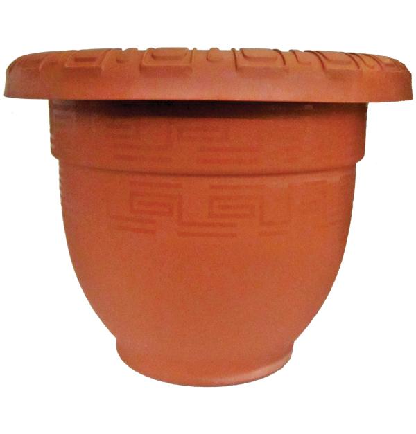 Πλαστική γλάστρα Νο 9 - Φ45cm