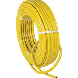 Πλεχτό κίτρινο λάστιχο ποτίσματος 15m - 1/2 ίντσα [70101680]