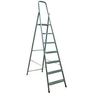 Μεταλλική σκάλα με 6+1 σκαλοπάτια [70101678]