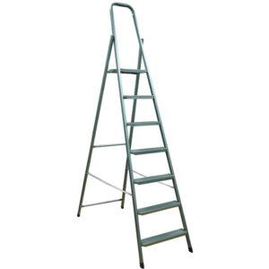 Μεταλλική σκάλα με 7+1 σκαλοπάτια [70101679]