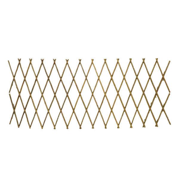 Ξύλινη πτυσσόμενη πέργκολα 30x180cm [70602252]