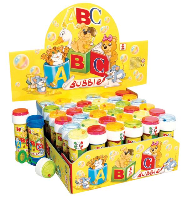 Σαπουνόφουσκα Abc Bubbles 60ml