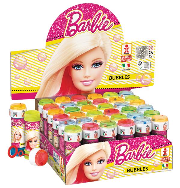 Σαπουνόφουσκα Barbie 60ml