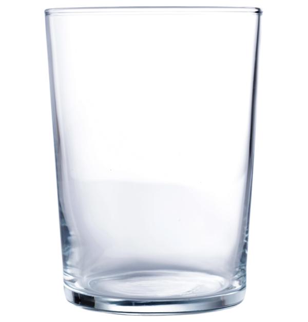 Διάφανο γυάλινο ποτήρι νερού 51cl