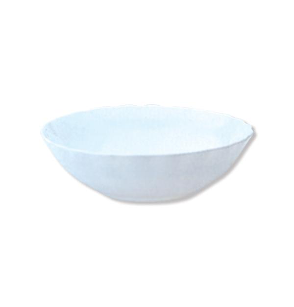 Στρογγυλή σαλατιέρα οπαλίνα 26 cm